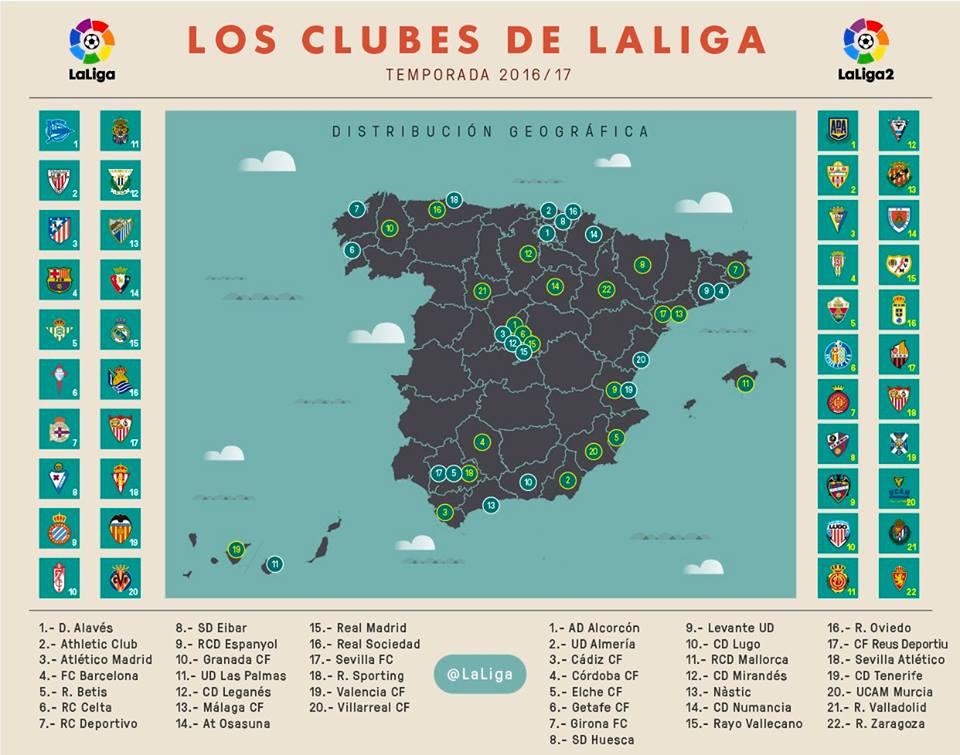 mapa espanha villareal laliga mapa   Finance Football mapa espanha villareal