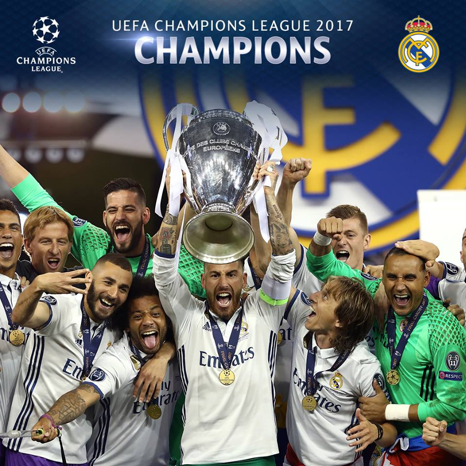Champions League: Prize Money UEFA Champions League 2016-2017 (Official