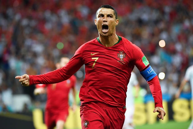 Cristiano Ronaldo, Portugal. 93,2 milhões €
