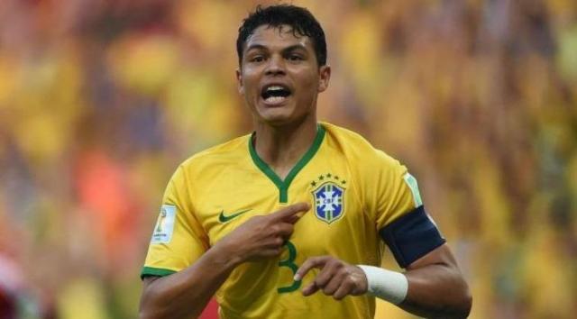 Thiago Silva, Brasil. 19,3 milhões €